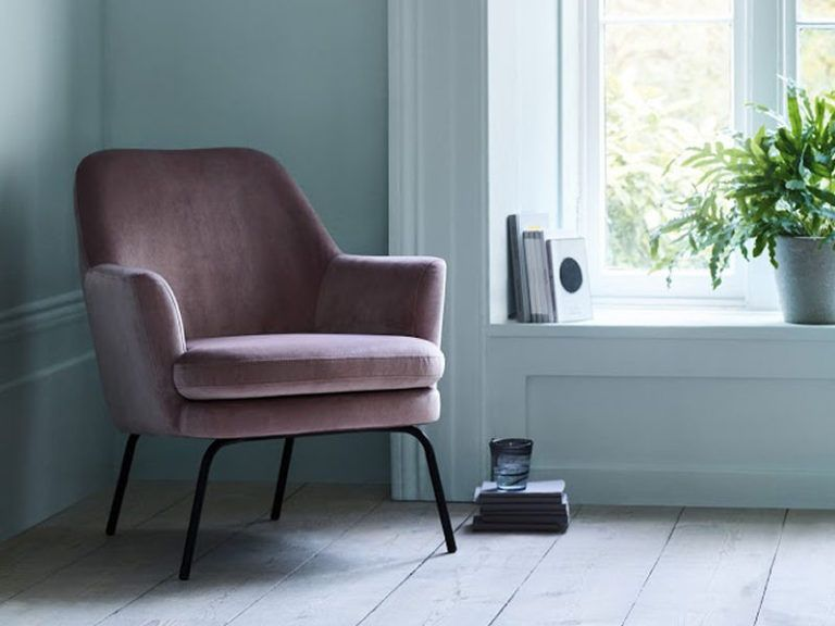 Top 10 Compact Armchairs For Small Spaces Velvet Armchair