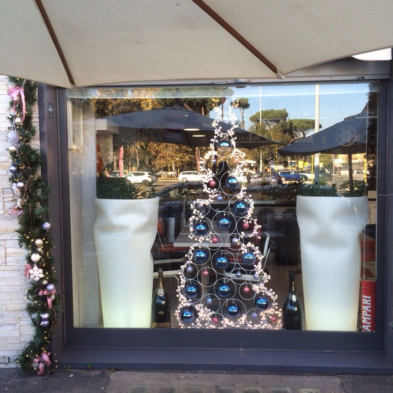 decorazioni per negozi e bar addobbi natalizi roma e On negozi decorazioni torte roma