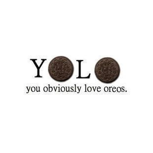 Pin By Julie Slbc On Yolo Oreo Quotes Food Quotes Funny Oreo