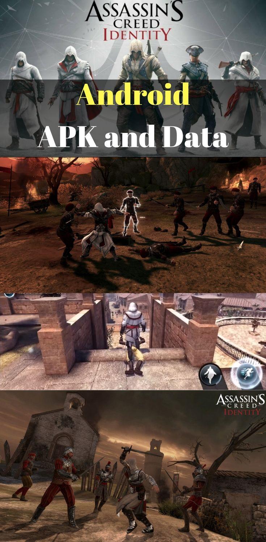 Assassins creed identity apk data obb 2018 assassins