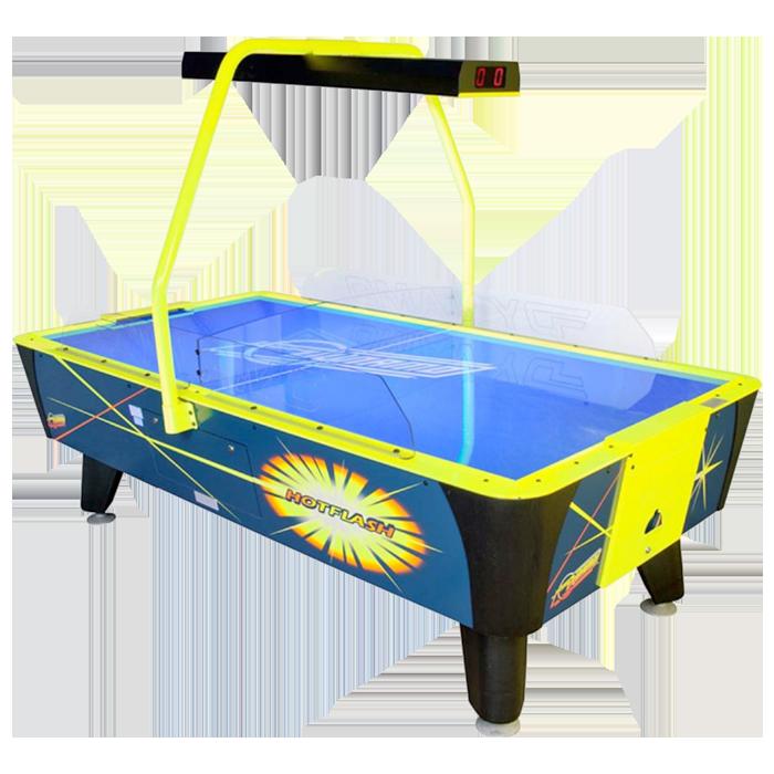 Dynamo Hot Flash II Air Hockey Table Air hockey table
