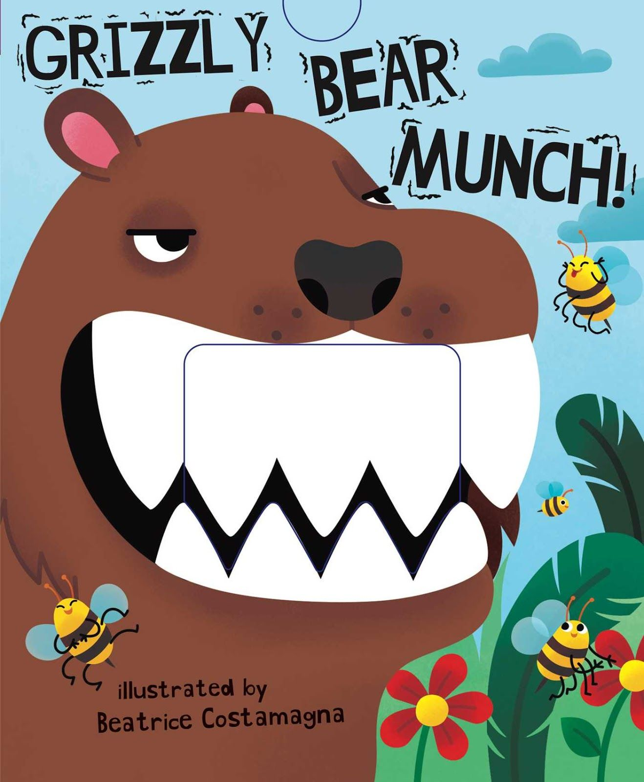 Grizzly Bear Munch Advisable