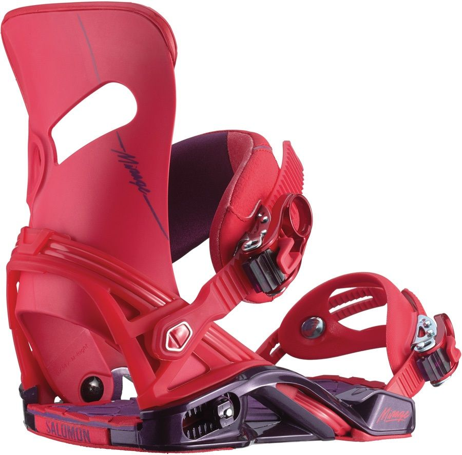 Salomon Snowboards Mirage Snowboard Binding Womens