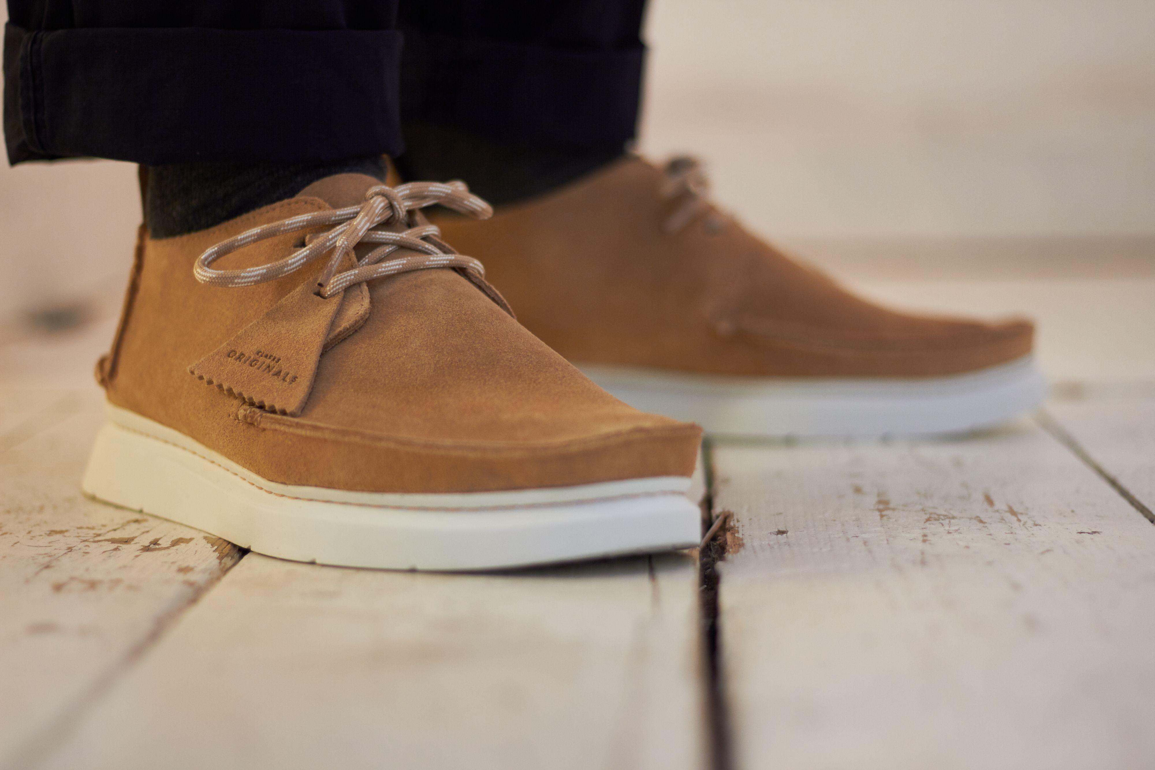 Clarks Originals Seven Shoes in 2020