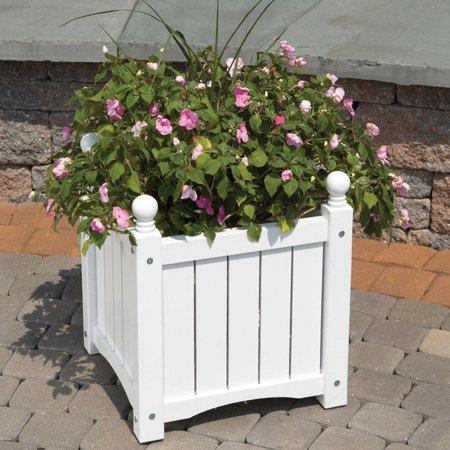 Patio & garden Planter boxes, Wood planters, Outdoor