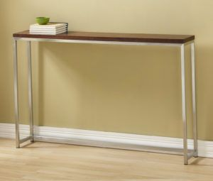 Thin Hall Console Table