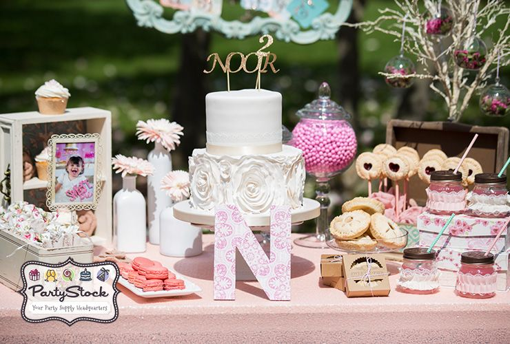 Blog Shabby Chic Sweet As Pie Themed Party Party Supplies And
