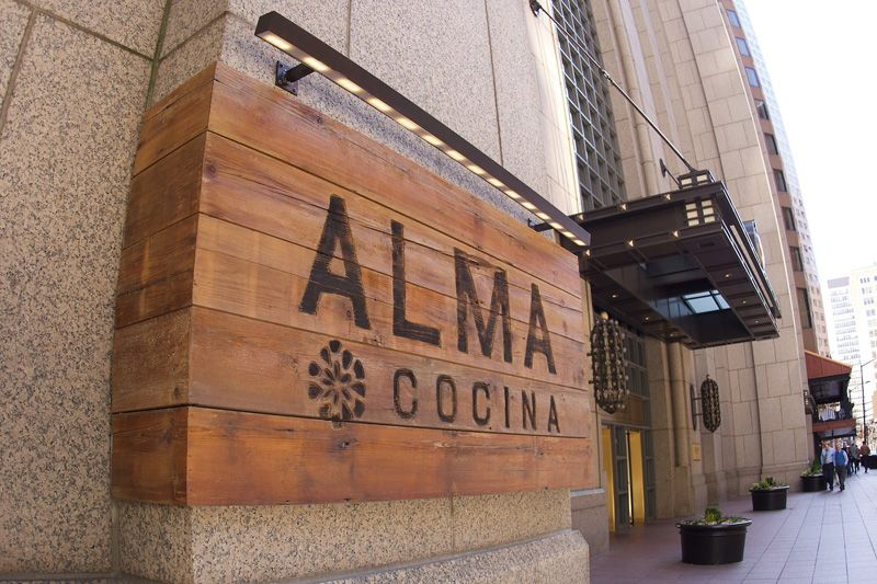 Alma Cocina The New Soul Of Downtown Atlanta Contemporary Latin And Mexican Cuisine