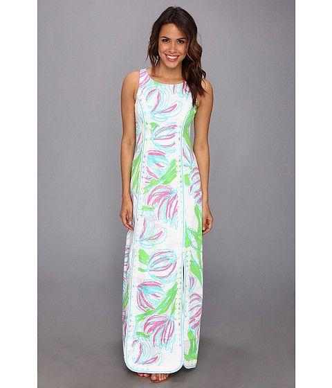 Lilly Pulitzer Biltmore Maxi Shift Dress | Cool stuff to wear ...