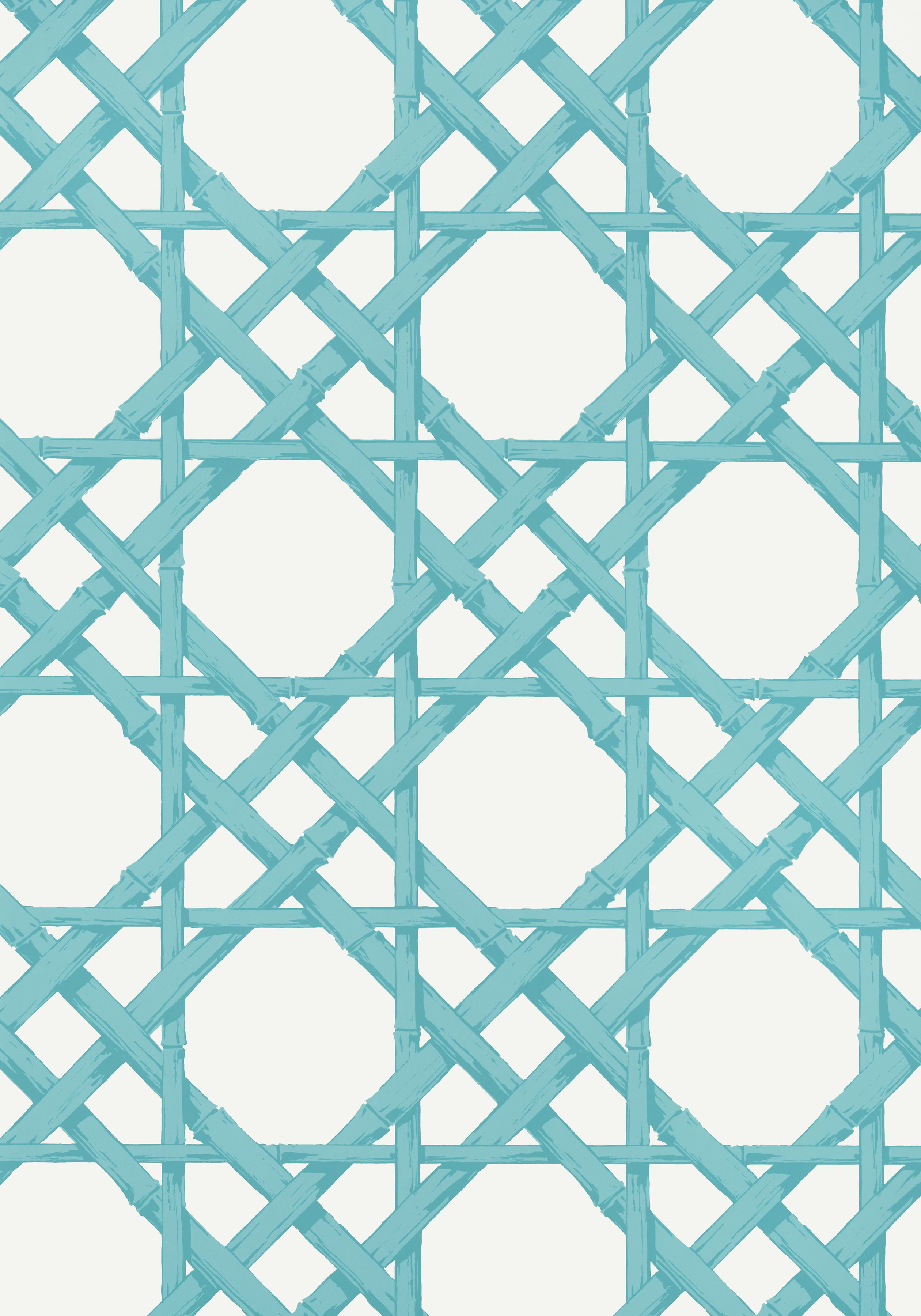 CYRUS CANE Turquoise T Collection Summer House from