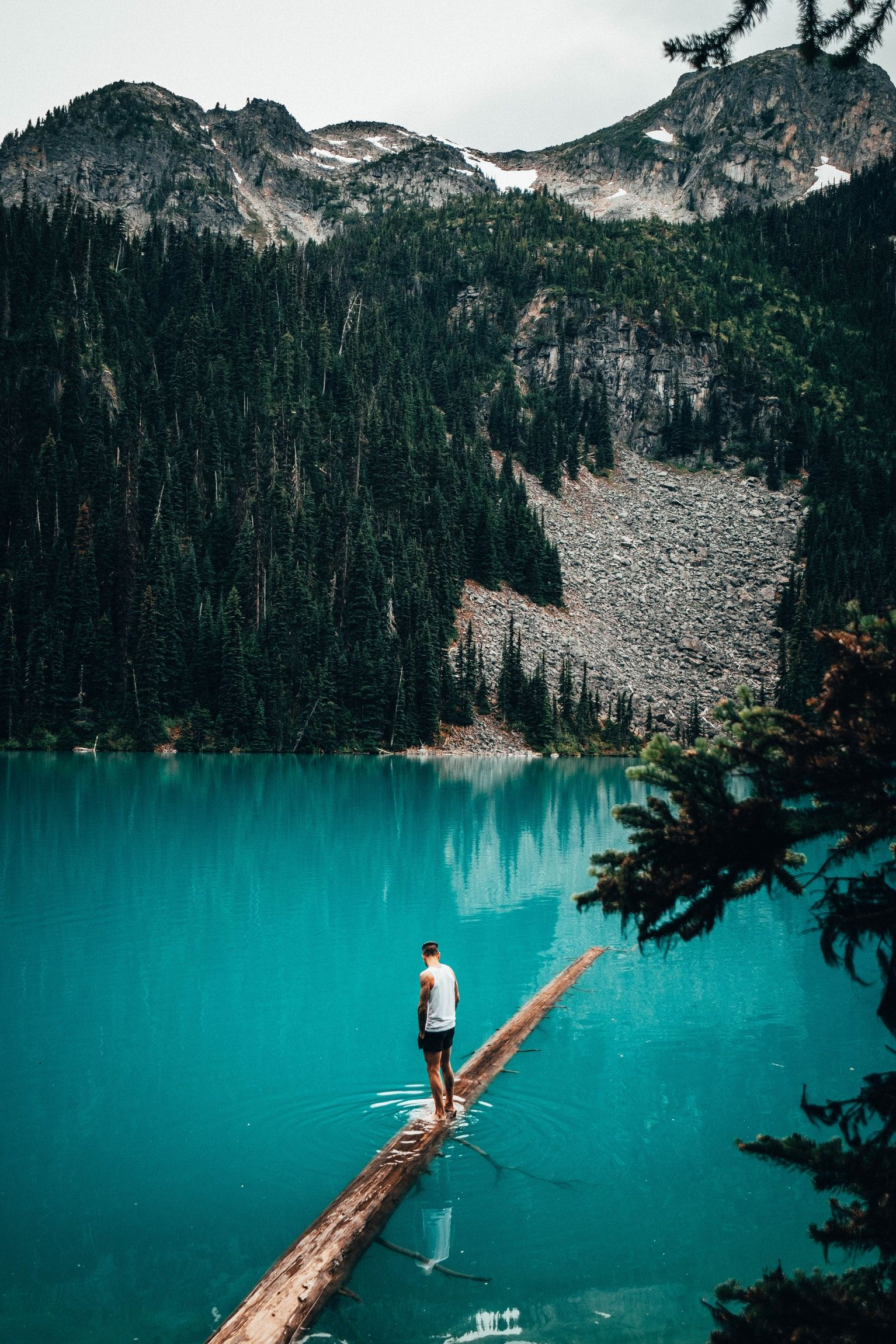 Joffre Lakes Trail, Canada Discover the World's Most