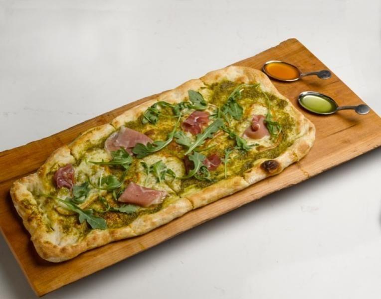 Savour This Amazing Focaccia At The One Eighty #Toronto #restaurants
