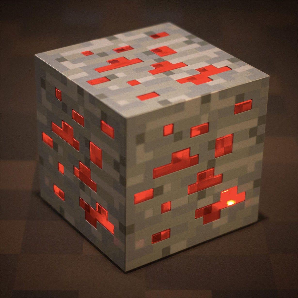 Minecraft tafellicht