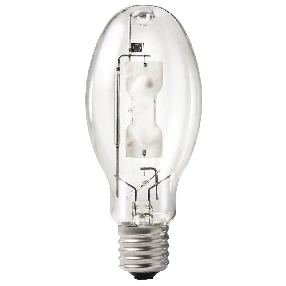 Philips 320 Watt Ed28 Quartz Metal Halide Pulse Start Hid Light Bulb 12 Pack Light Bulb Hid Light Bulbs Clear Light Bulbs
