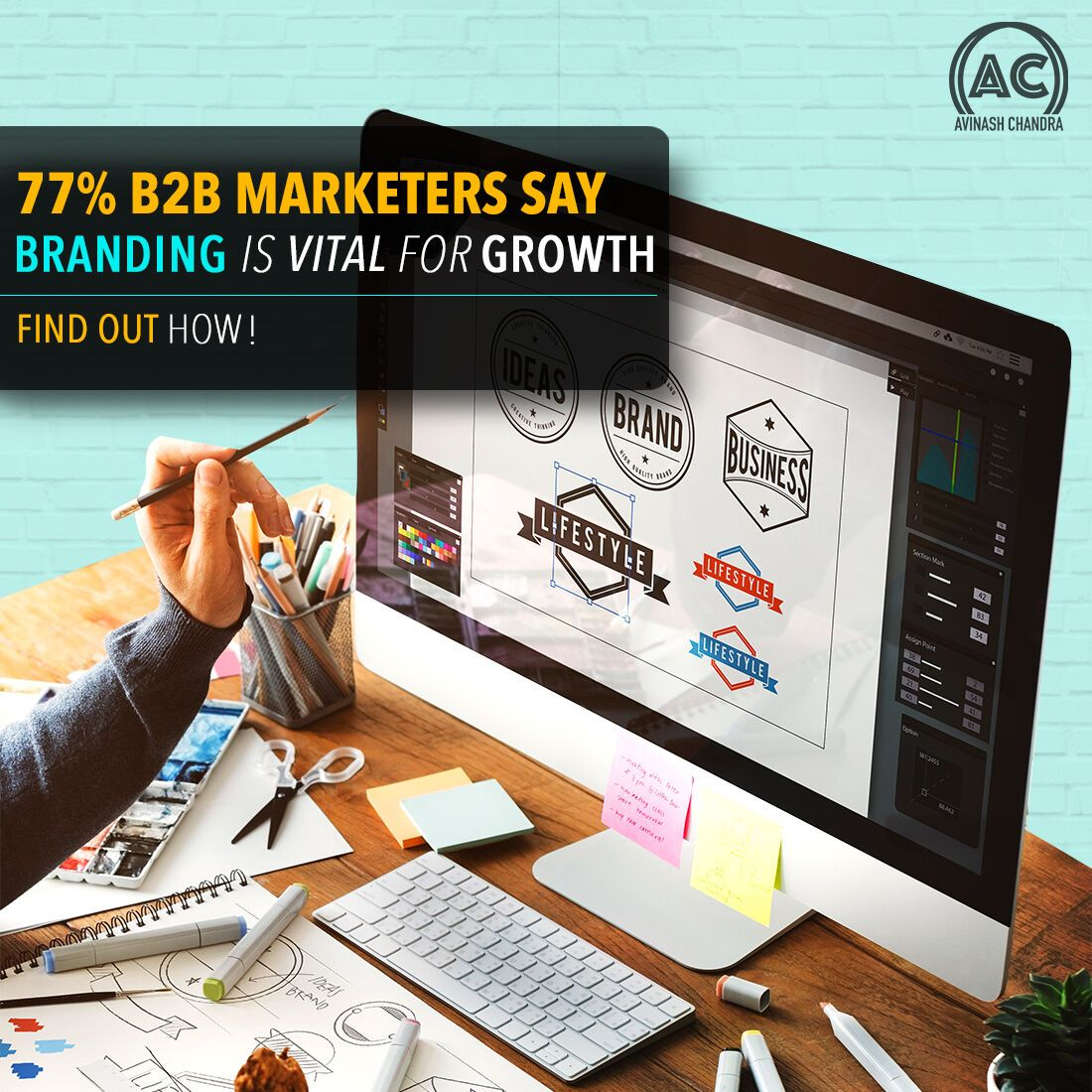 When it comes to B2B marketing, brand building is crucial