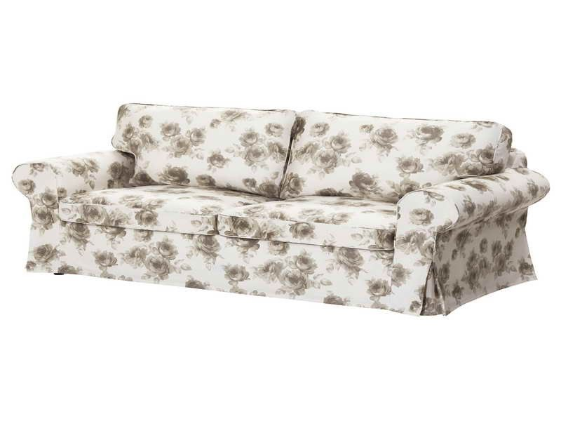 sofa floral indigo slipcover print makes a decor sofas with shine infused pattern for your bold home slipcovers