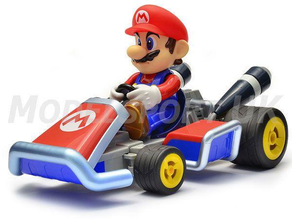 New Carrera Rc Mario Kart 7 2 4 Ghz Remote Control Car Driving Toy 1 16 Scale Remote Control Cars Mario Kart 7 Mario Kart