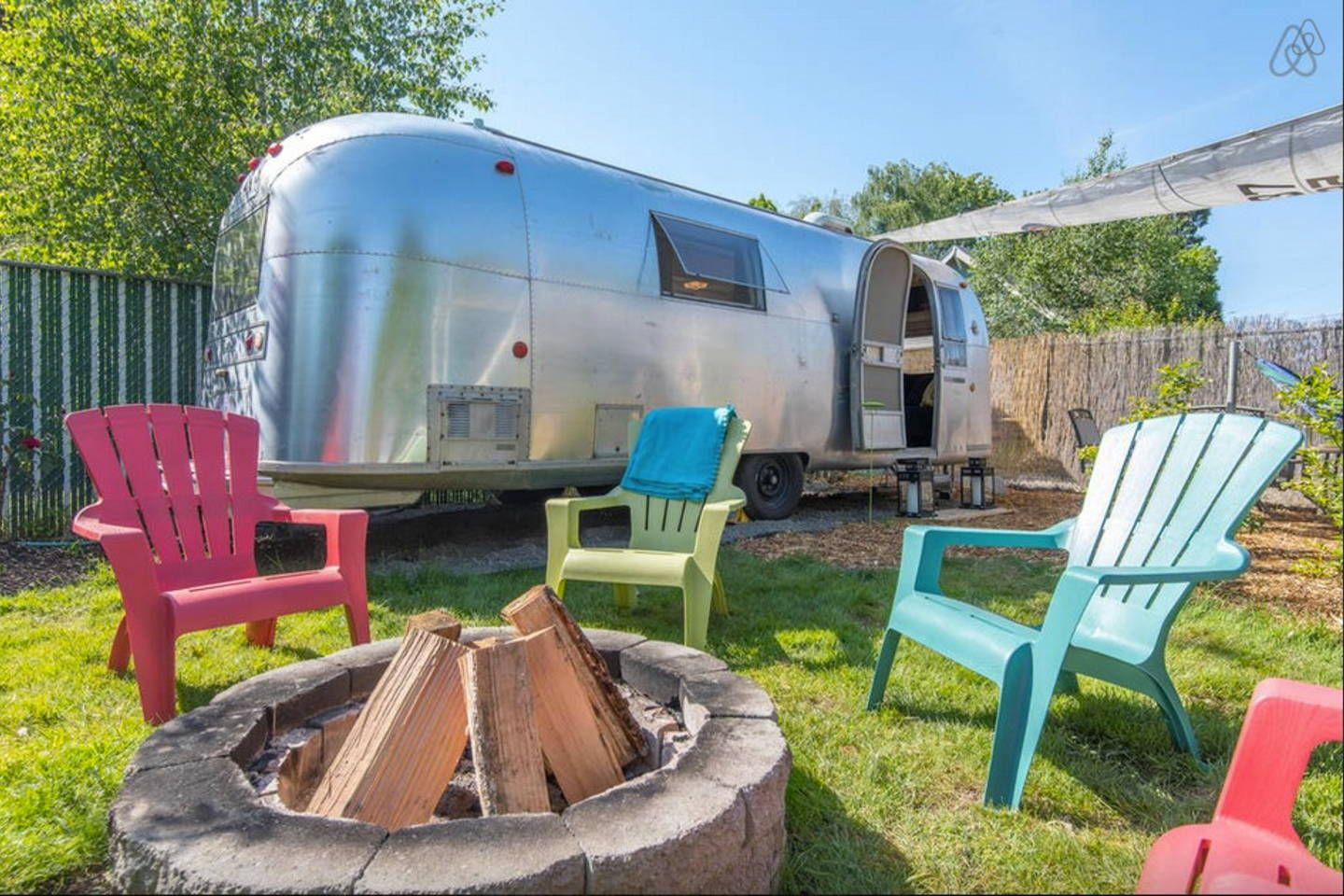 Airstream In Portland 100 Get 25 Credit With Airbnb If You