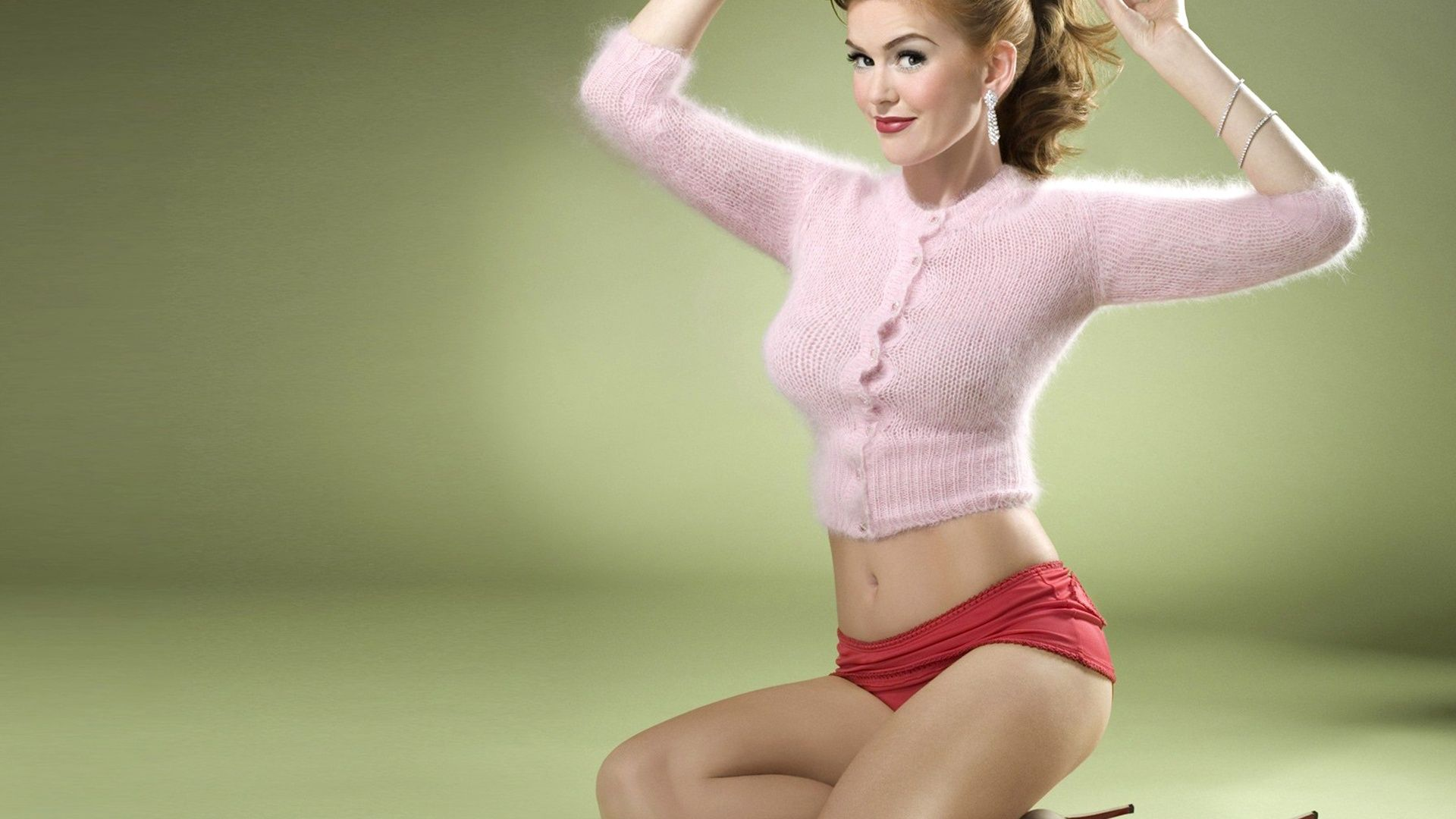 isla fisher young