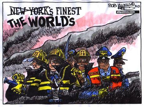 cartoon from 9/11
