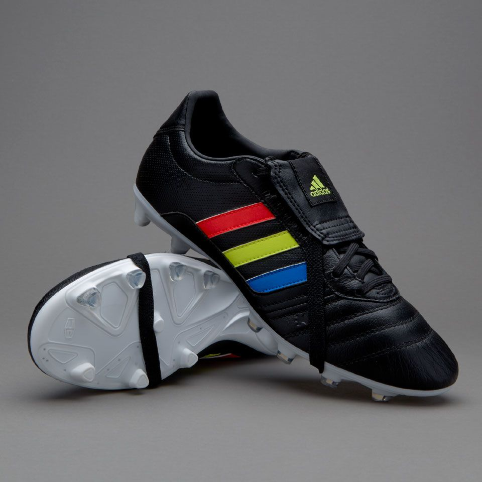 adidas Gloro 15.1 FG - Core Black Solar Yellow White   Adidas ... f0b1310ca3