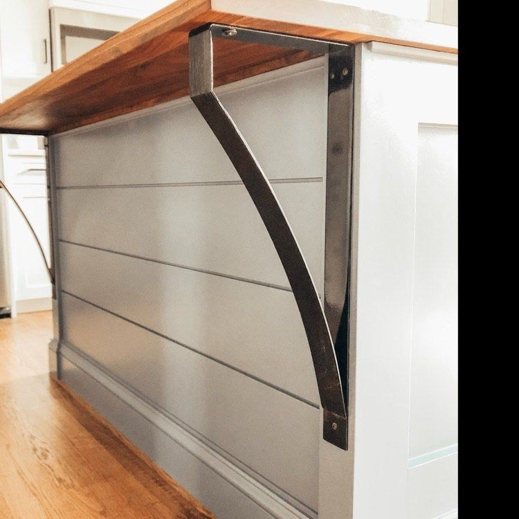 Structural Strength Steel Corbels For Kitchen Bar Snack Bar Etsy Corbels Hanging Wine Rack Kitchen Bar