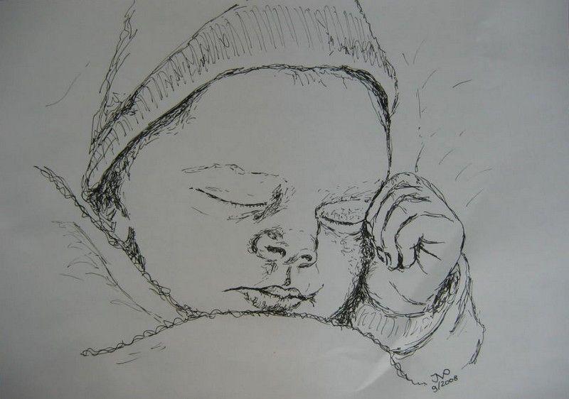 Teken Jij Ook Zo N Mooie Baby Of Ben Jij Creatiever