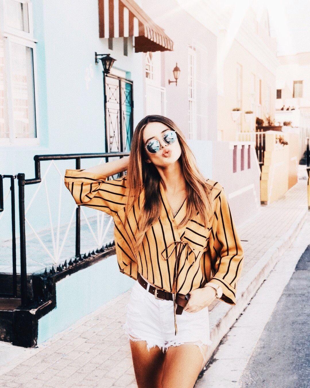 Summeroutfit Summerlook Summerfashion Vintagefashion Summer Ootd Summer Outfit Idea Summer Lookboo Fashion Blogger Poses Fashion Teenage Fashion Trending