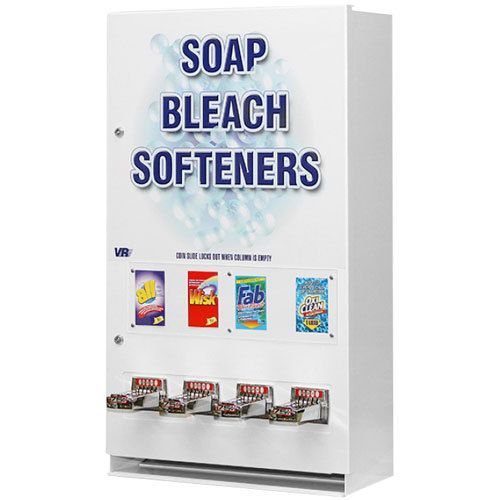 Four Column Laundry Soap Vending Machine Vending Machine