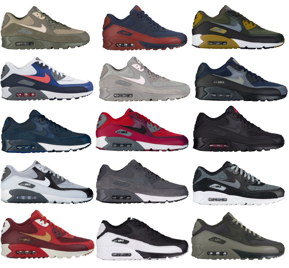 No es suficiente puño encerrar  Nike Air Max 90 Essential Sneakers Men's Lifestyle Shoes | Nike air max 90  mens, Sneakers nike air max, Nike air max 90
