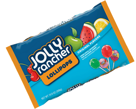 What Packs Even Longer Lasting Flavor Than Jolly Rancher Hard Candy Jolly Rancher Lollipops Vegan Halloween Candy Jolly Rancher Lollipops Jolly Rancher Hard Candy