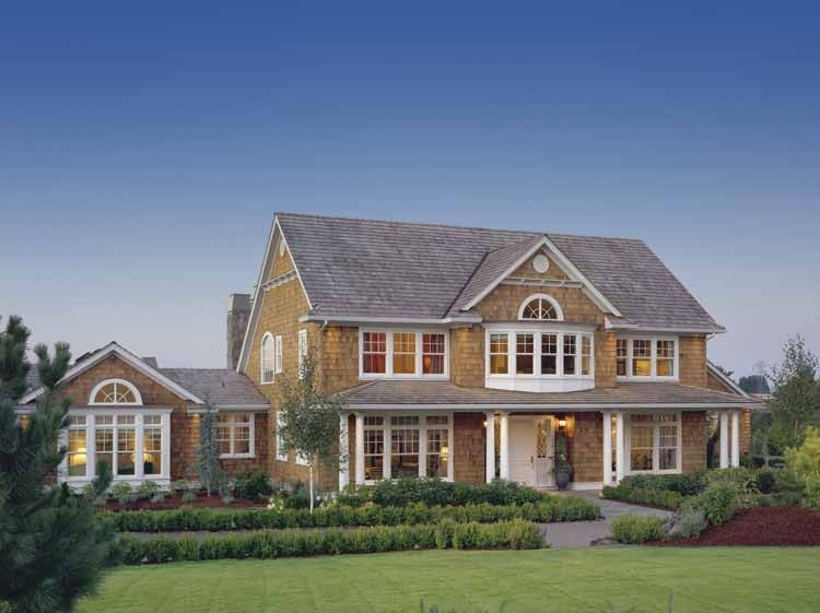 Shingle house plan with 4790 square feet and 4 bedrooms for Dream house source