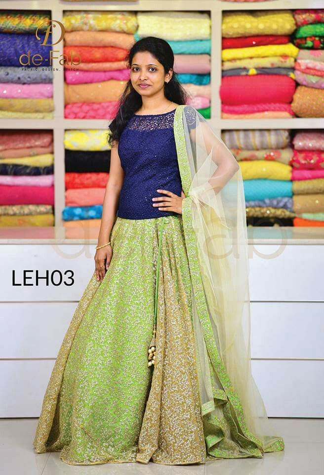 e3fbaad0a63d85 Pin by SANTHI KRISHNA on crop top and full skirt