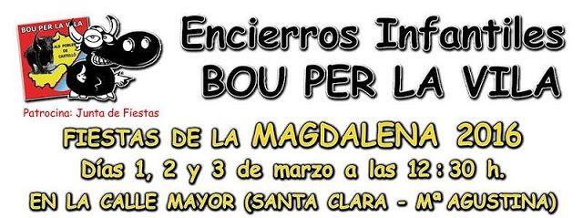 torodigital: Vive con nosotros las fiestas de La Magdalena