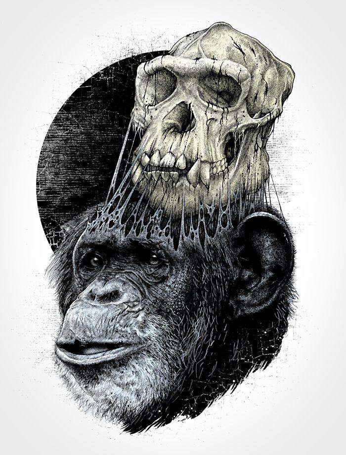 paul jackson art - Google Search | MONKEY ART◎ⓞ◎ | Pinterest ...