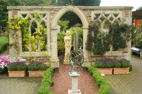 Deko Garten Stein Ruine Whitestone Abbey Gartentraum De Garten Gartenmauern Garten Deko