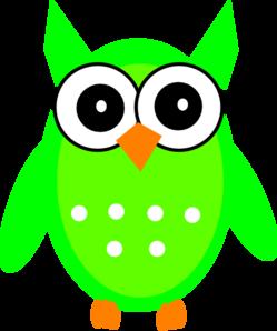green owl clip art owls pinterest owl owl clip art and clip art rh pinterest com Brown Owl Clip Art green owl clipart shamrock