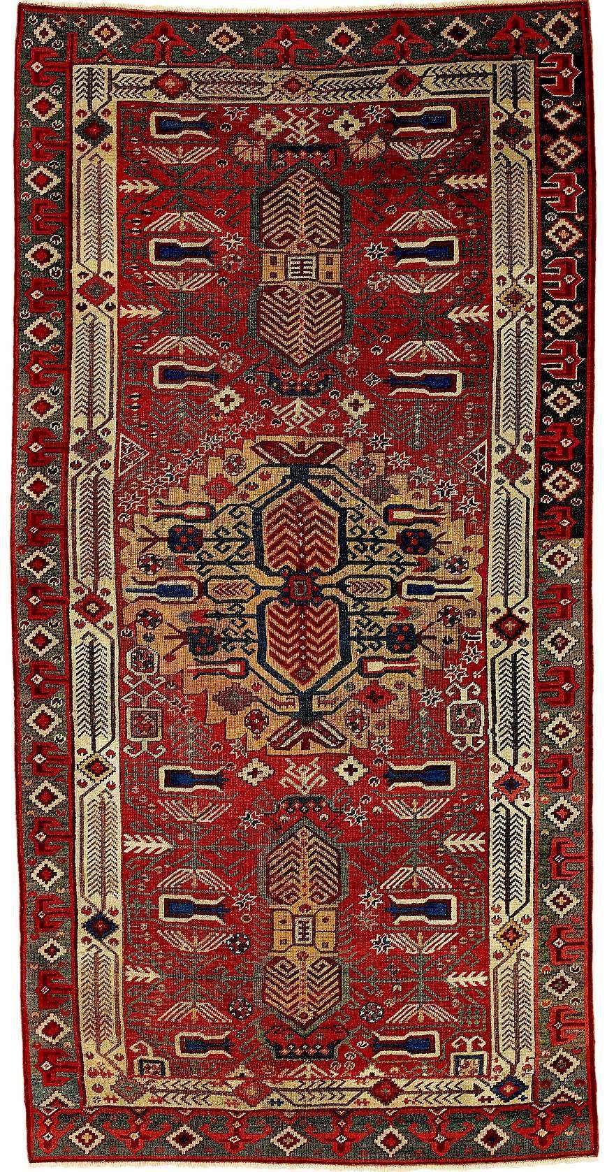 Oriental Carpets Turkish Rugs Karapinar Carpet Fragment