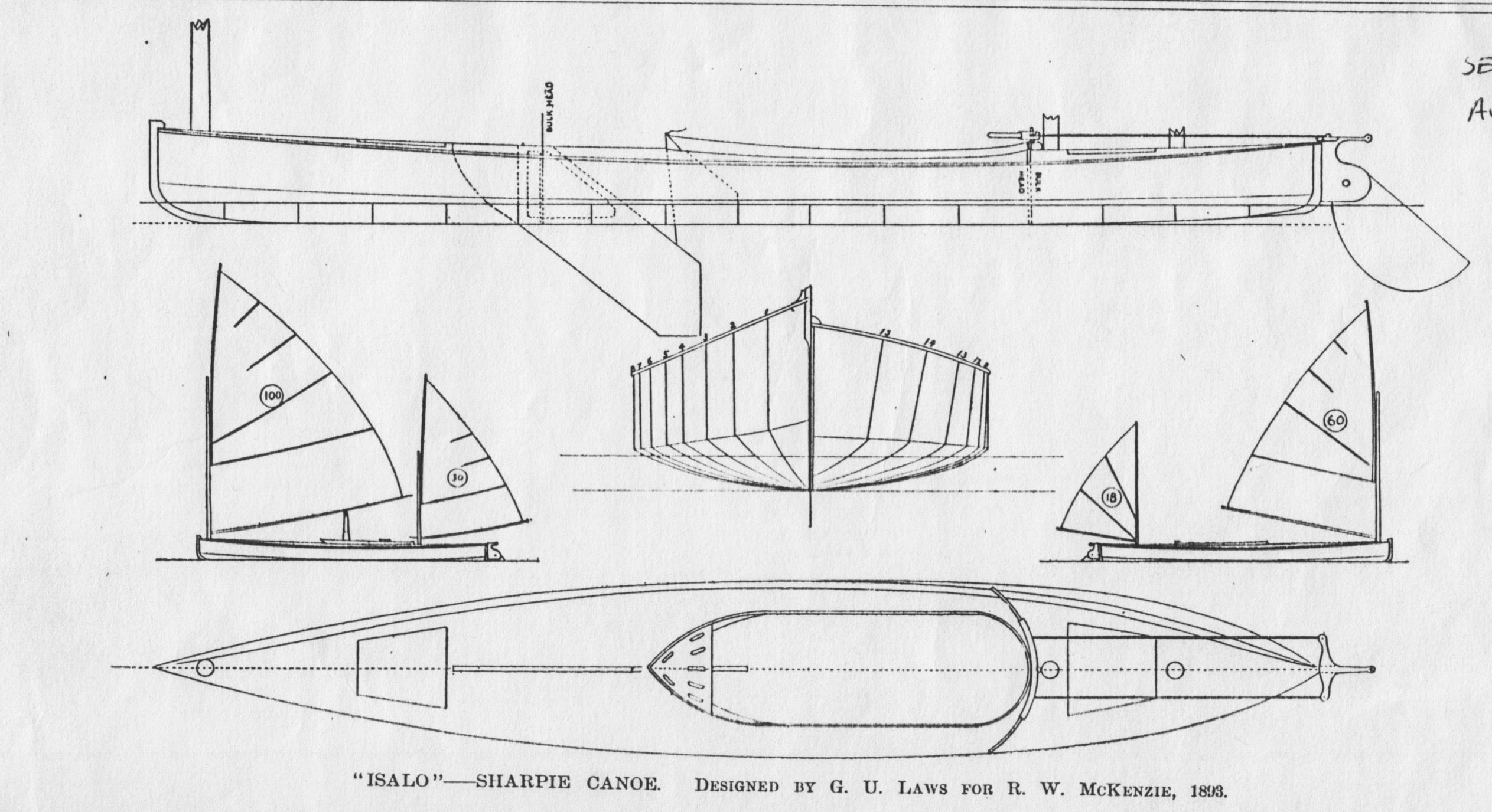Pin By Douglas Joplin On Boat Plans And Lines