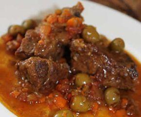 boeuf aux olives cookeo - votre plat principal avec le cookeo.