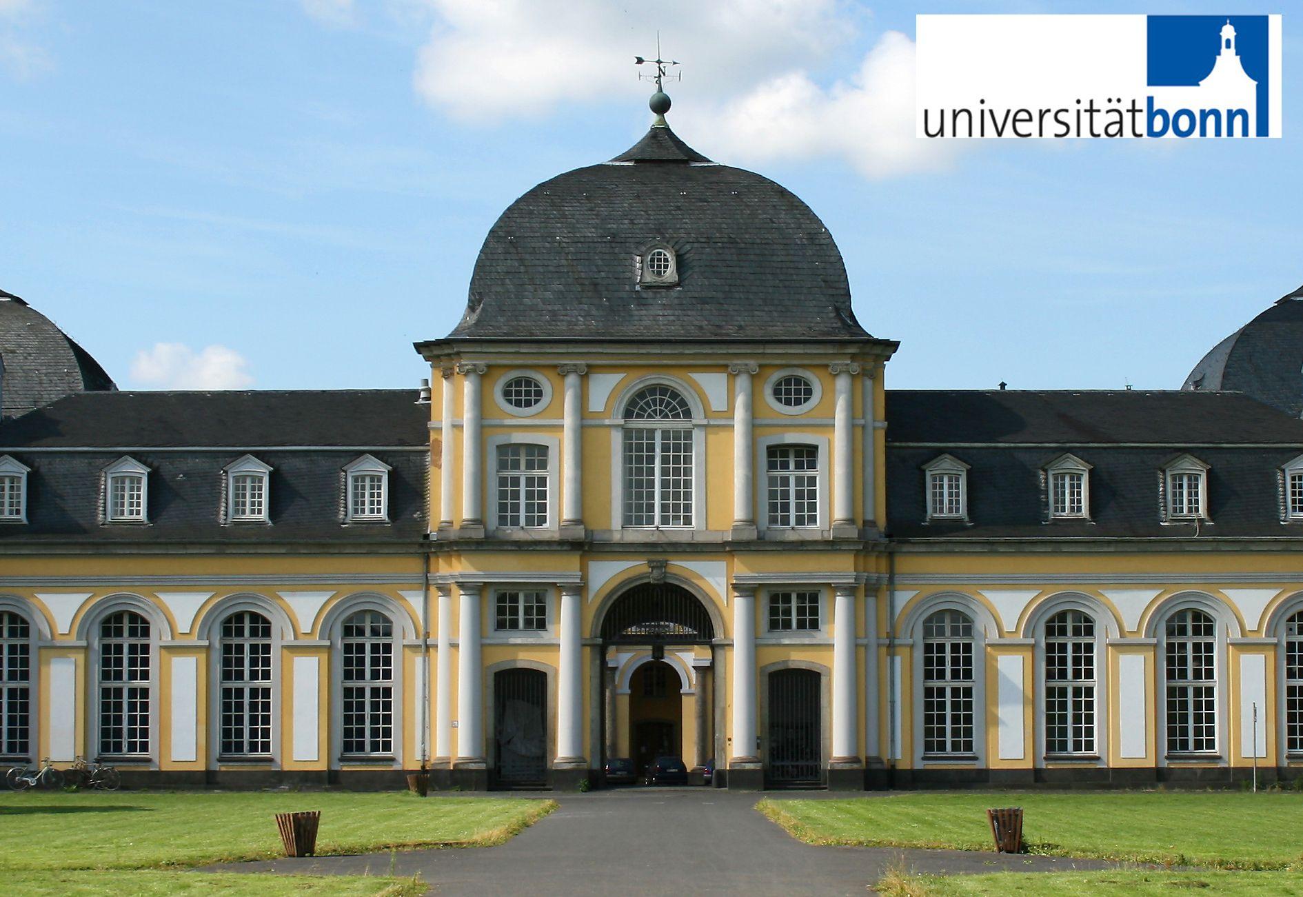 *University of Bonn* Rheinische FriedrichWilhelms