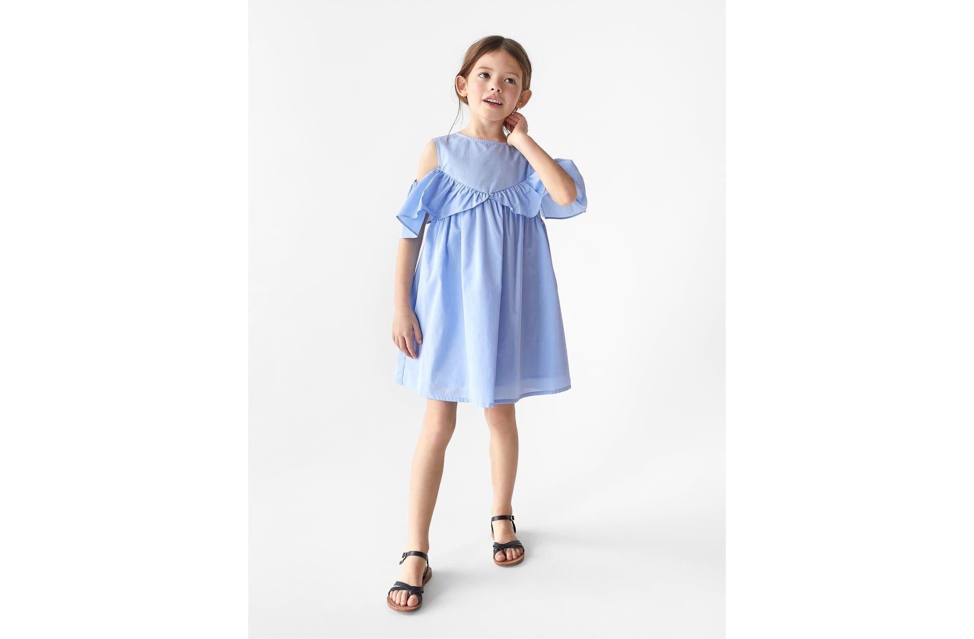 Special Occasion Fille 5 14 Ans Enfants Zara France