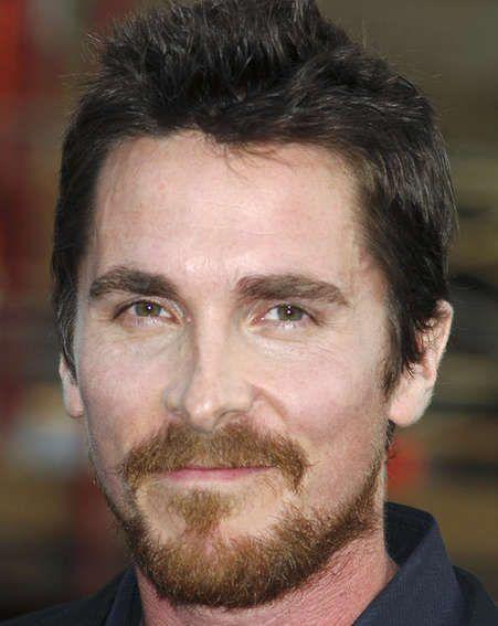 Image Result For Christian Bale Haircut Mens Haircut