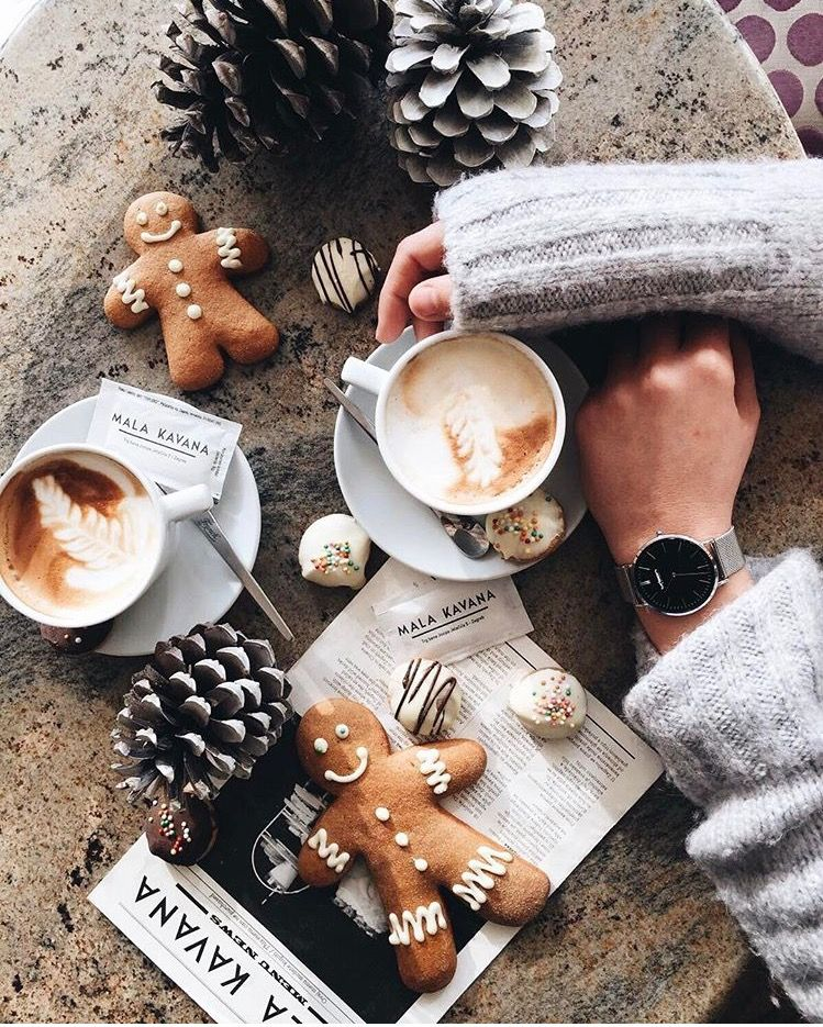 """""""Gingerbread Latte"""" Candle Coming Soon. Candle Inspo. Stay"""