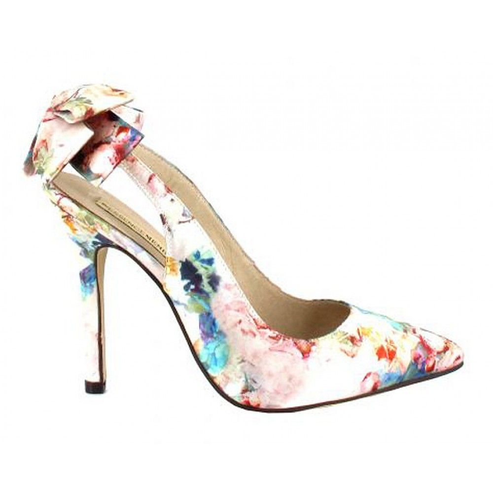 Cara By Menbur in Floral http://www.bellissimabridalshoes.com/bridal