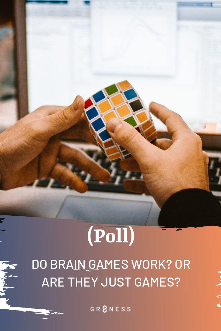 Brain games like Sudoku and puzzles are nothing new. Then
