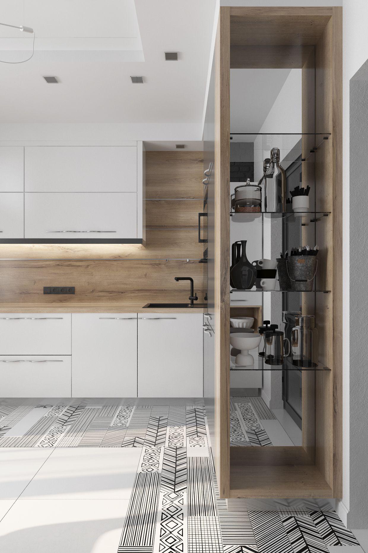 Pin by Juan Mora on Interiors | Pinterest | Kitchens, Kitchen design ...