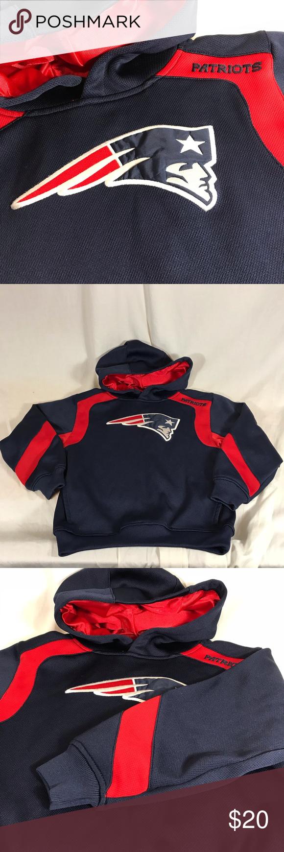 New England Patriots Hoodie Sweatshirt Embroidered New England Patriots Hoodie Patriots Hoodie Sweatshirts Hoodie