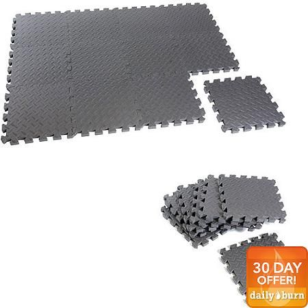 Sports Outdoors Puzzle Mat Mat Exercises Floor Workouts