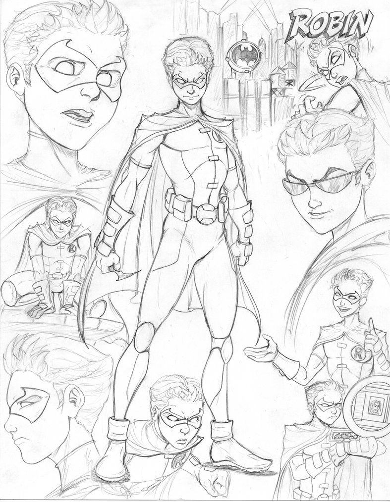 Pin By Jac Isom On Robins Drawing Superheroes Young Justice Young Justice Robin